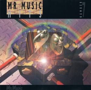 Cover - CJ Lewis: Mr Music Hits 1994-07