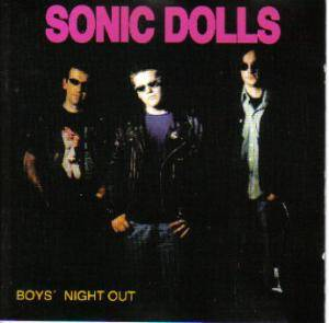 Cover - Sonic Dolls: Boys' Night Out