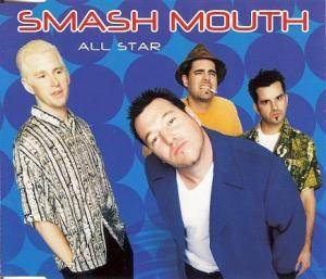 Cover - Smash Mouth: All Star
