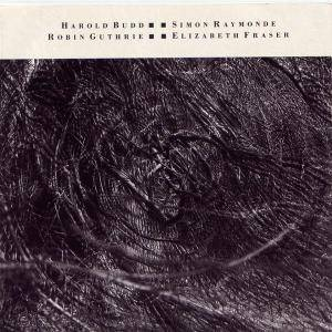 Harold Budd, Simon Raymonde, Robin Guthrie, Elizabeth Fraser: Moon And The Melodies, The - Cover