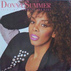 Donna Summer: This Time I Know It's For Real - Cover