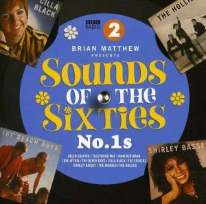 Brian Matthew Presents Sounds Of The Sixties No.1s - Cover
