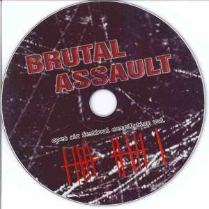 Brutal Assault Vol. 11 - Cover