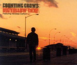Counting Crows: Big Yellow Taxi - Cover