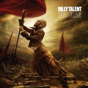 Billy Talent: Red Flag - Cover