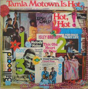 Tamla Motown Is Hot, Hot, Hot! - Cover