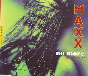 Maxx: No More (I Can't Stand It) - Cover
