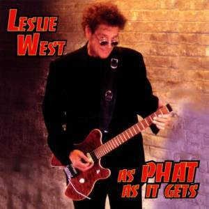 Cover - Leslie West: As Phat As It Gets