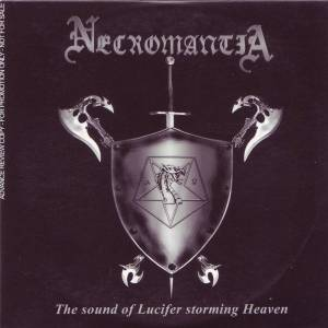 Necromantia: Sound Of Lucifer Storming Heaven, The - Cover