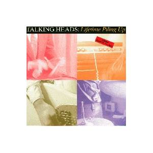 Talking Heads: Lifetime Piling Up - Cover