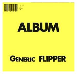 Flipper: Album - Generic Flipper - Cover