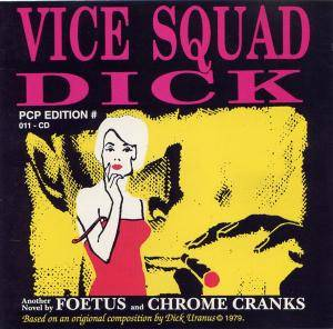 Cover - Foetus: Vice Squad Dick