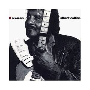 Cover - Albert Collins: Iceman