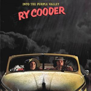 Ry Cooder: Into The Purple Valley - Cover