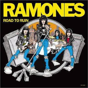 Cover - Ramones: Road To Ruin