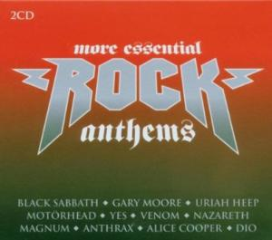 More Essential Rock Anthems - Cover