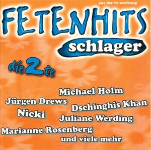 Fetenhits - Schlager 2 - Cover