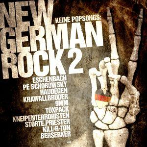 New German Rock 2 - Cover