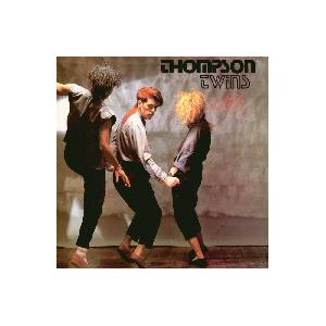 Thompson Twins: Lies - Cover