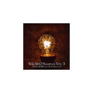 Cover - Spirit Of The Future Sun: S-U-M-O Sampler Vol.3 - A Hard- & Metalcore Compilation