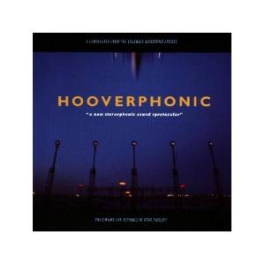 Hooverphonic: New Stereophonic Sound Spectacular, A - Cover