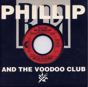 Phillip Boa And The Voodooclub: Annie Flies The Love Bomber - Cover