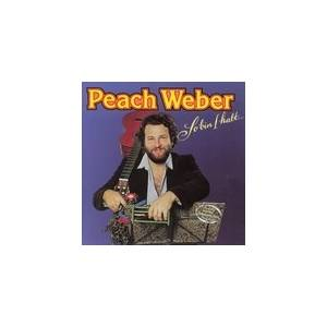 Peach Weber: So Bin I Halt... - Cover