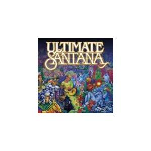 Santana: Ultimate Santana - Cover