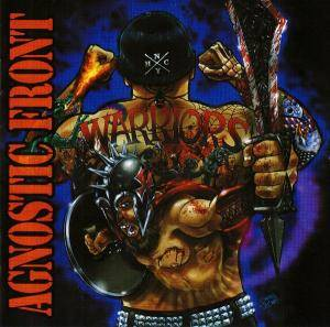 Agnostic Front: Warriors (CD) - Bild 1