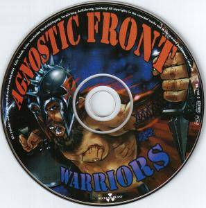 Agnostic Front: Warriors (CD) - Bild 5