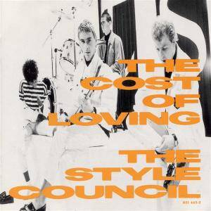 Cover - Style Council, The: Cost Of Loving, The