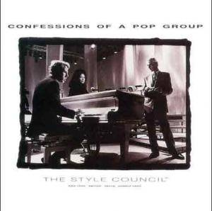 The Style Council: Confessions Of A Pop Group - Cover
