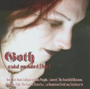 Cover - Nuuk: Goth Is What You Make It (Four)
