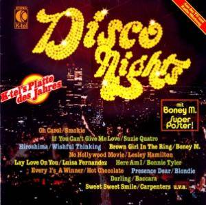 Disco Nights - Cover