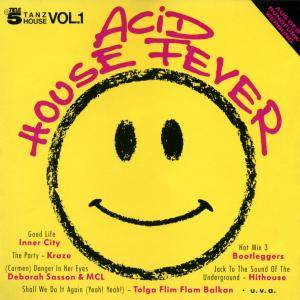 Cover - Hithouse: Acid House Fever