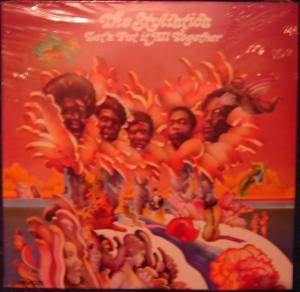 Cover - Stylistics, The: Let's Put It All Together