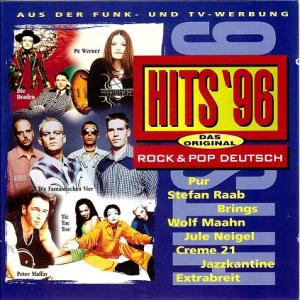 Hits 96 - Rock & Pop Deutsch - Cover