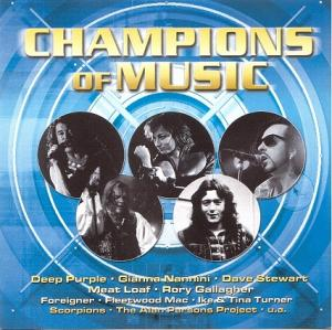 Champions Of Music - Cover