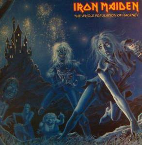 Iron Maiden World Piece Tour Bootleg