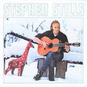 Stephen Stills: Stephen Stills - Cover