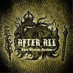 After All: This Violent Decline - Cover