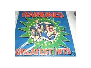 Ramones: Greatest Hits - Cover