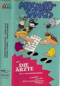 Moskito-Songs (VHS) - Bild 1