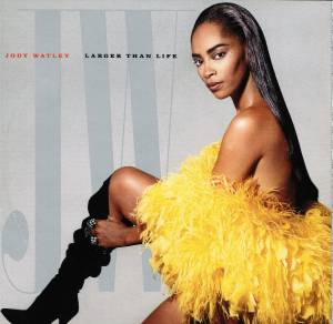 Cover - Jody Watley: Larger Than Life