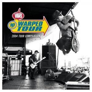Warped Tour 2004 Compilation - Cover