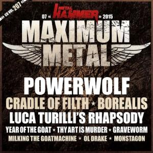 Metal Hammer - Maximum Metal Vol. 207 - Cover