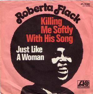 Roberta Flack: Killing Me Softly With His Song - Cover