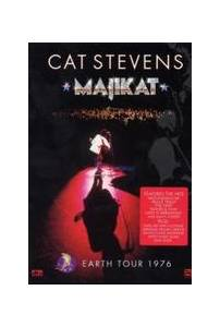 Cat Stevens: Majikat Earth Tour 1976 - Cover
