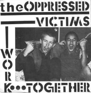 The Oppressed: Victims - Cover