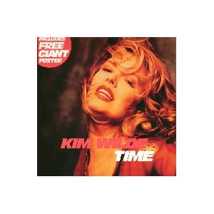 Kim Wilde: Time - Cover